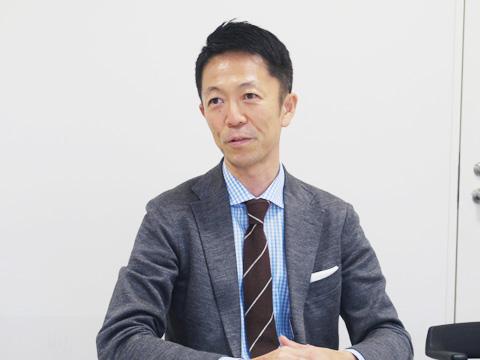 国際教育ご担当の岡田先生