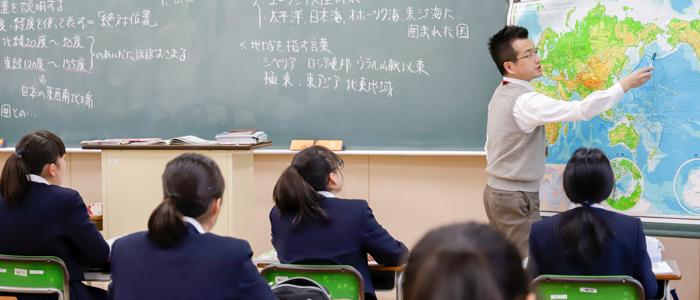 大学進学を見据えた教育で希望の進路を叶える