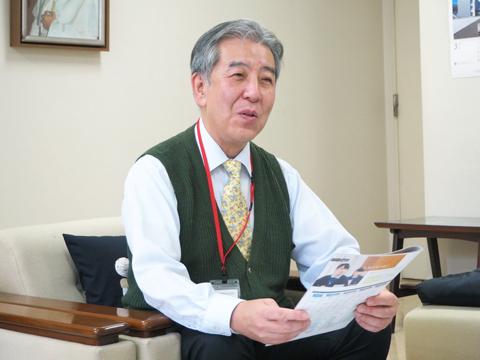 現代文の先生としても日々生徒たちと接する髙橋先生から見たセレクトデザインとは……?