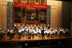 2年連続で「金賞」を受賞した吹奏楽部による圧巻の演奏