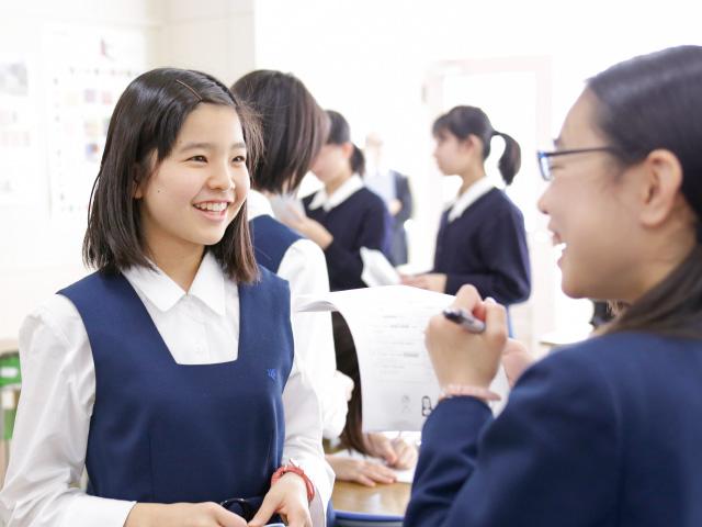 中学英会話授業②