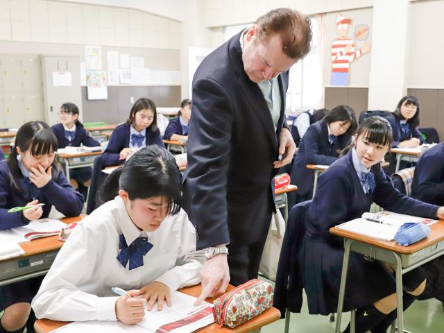 高校英語授業①