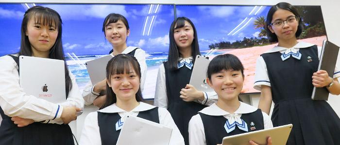 生徒が語る「私の好きな瀧野川女子」