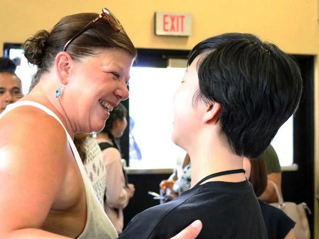 米国姉妹校ホームステイプログラム オレゴン州に夏休みの約2週間滞在