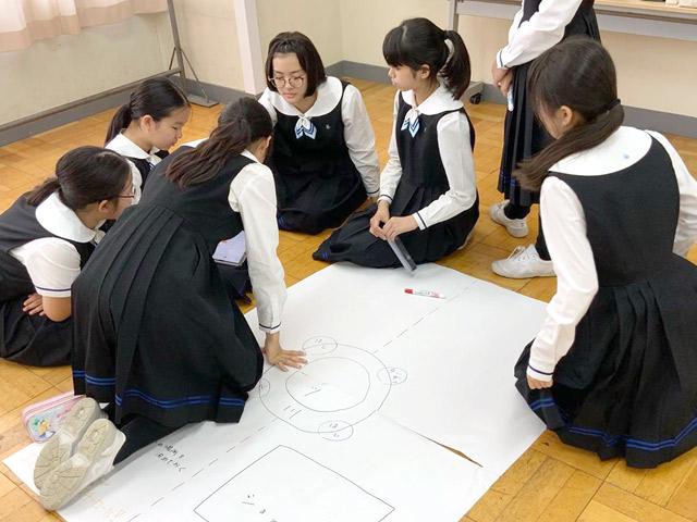 創造性と起業家精神を育む独自開発の授業「創造性教育」