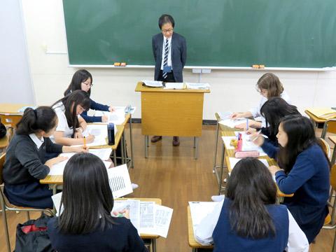 日本語授業