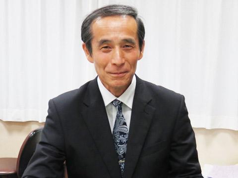 校長 篠澤先生