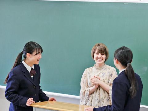 会話を実践することが英語上達への近道となります