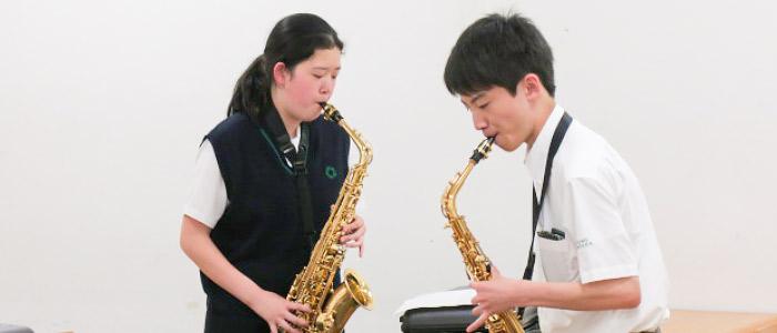 授業満足度95%! 上野学園中学校「ひとり一つの楽器」の授業に潜入