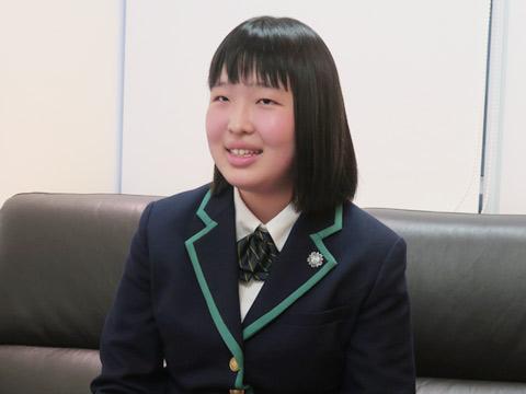 小学校時代はピアノを経験し、音楽に親しんできた芦村さん