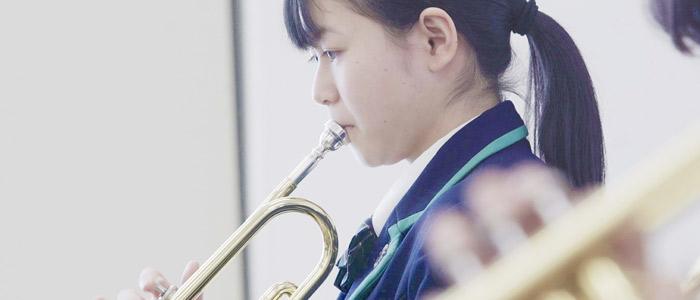 中学3年間で「一生モノの音楽体験」を!生徒が語る「ひとり一つの楽器」