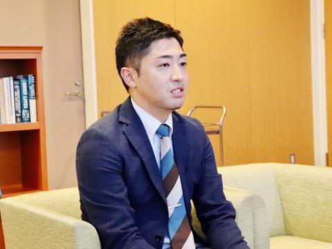 竹澤陽介先生(地歴科)