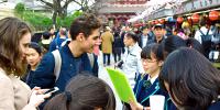 上野学園の素晴らしい立地と施設環境での学び
