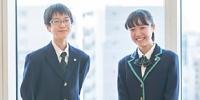 学校の魅力発信!広報を担う「上野学園コンシェルジュ」の生徒たち