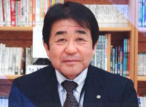 武南中学校校長 小松 正明先生