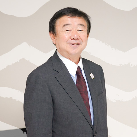 校長 松谷 茂 先生