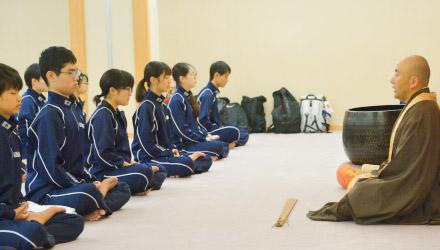 駒込の日光山研修
