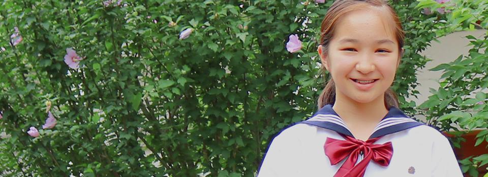 帰国生の津田さん