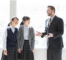 かえつ有明中学校
