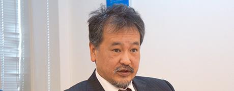 お茶の水ゼミナール教務部長西川芳孝氏