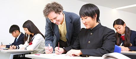 「Junior Master Class」の授業の様子や、雰囲気はいかがですか。