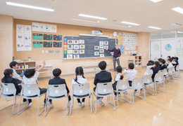 ネイティブによる英語の授業