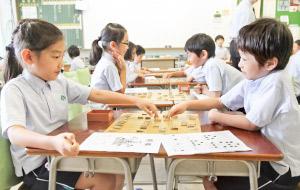 ゲーム工作 将棋の授業