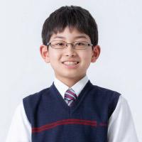 比村 文彦さん 中学2年生