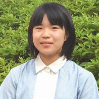安藤 千宙さん 高校1年生