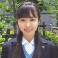 M・Oさん 中学3年生