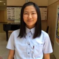 秋山 香子さん 高校1年生