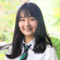 植野 鈴さん 高校3年生
