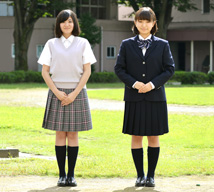 大妻嵐山高等学校