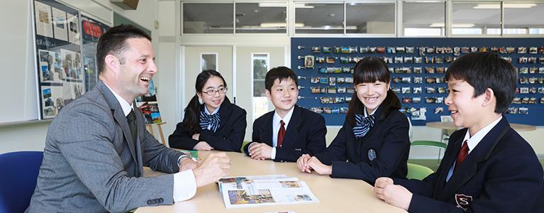 秀明大学学校教師学部附属秀明八千代中学校・高等学校