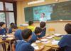日本と英国のお茶文化の授業