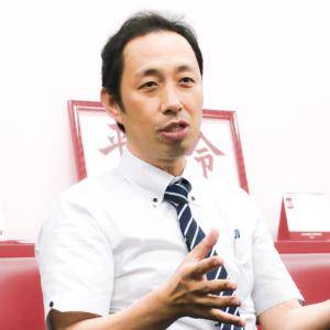 中学副校長 髙井 俊秀 先生