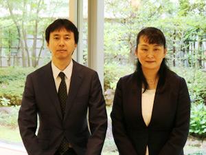 鈴木先生と秋元先生