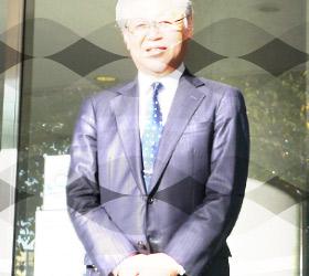 校長の渡辺和雄先生