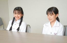 2人の生徒