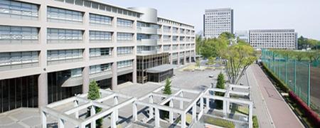 日本大学藤沢高等学校・藤沢中学校 校舎