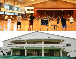 体育館・大講堂