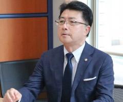 入試広報部長の伊藤栄一郎先生