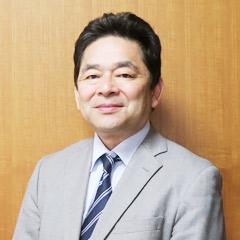 校長 小俣 力 先生