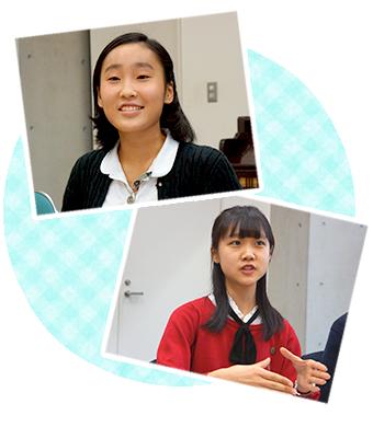 英語を好きになれる恵泉の学習