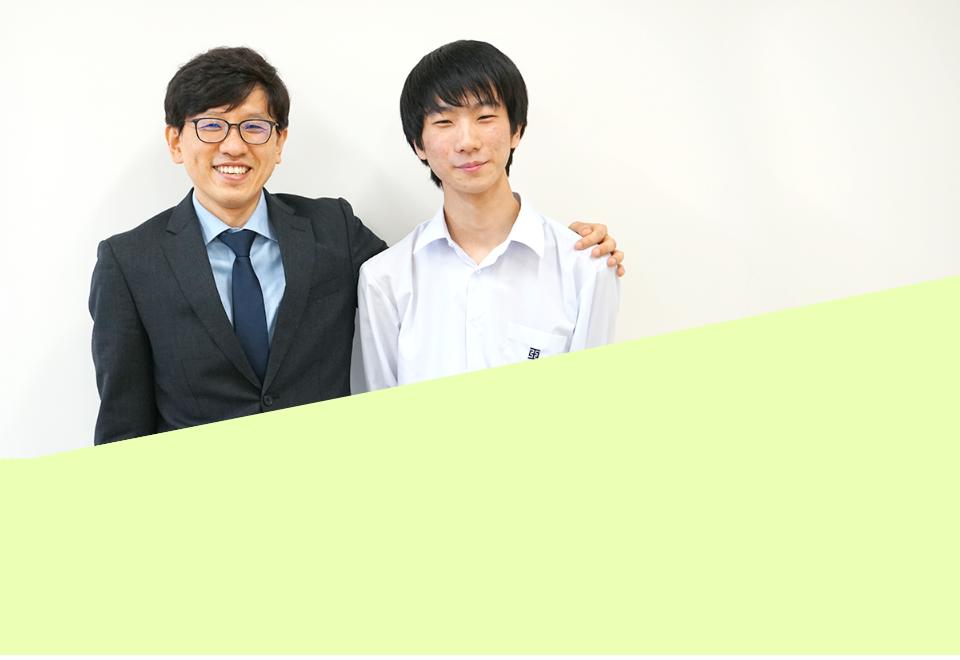 髙木先生と安藤さん