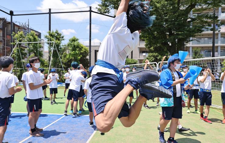 体育祭の様子04