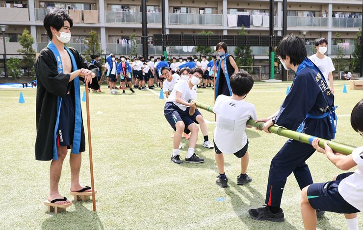 体育祭の様子05