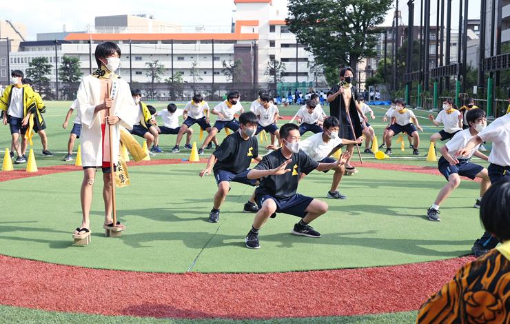 体育祭の様子08