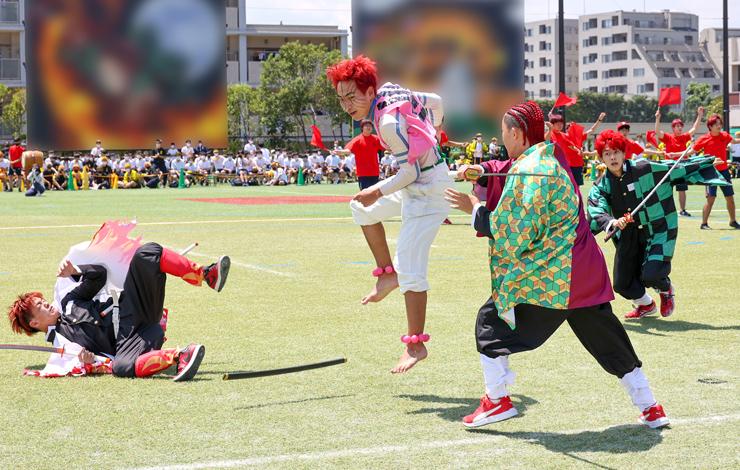体育祭の様子12