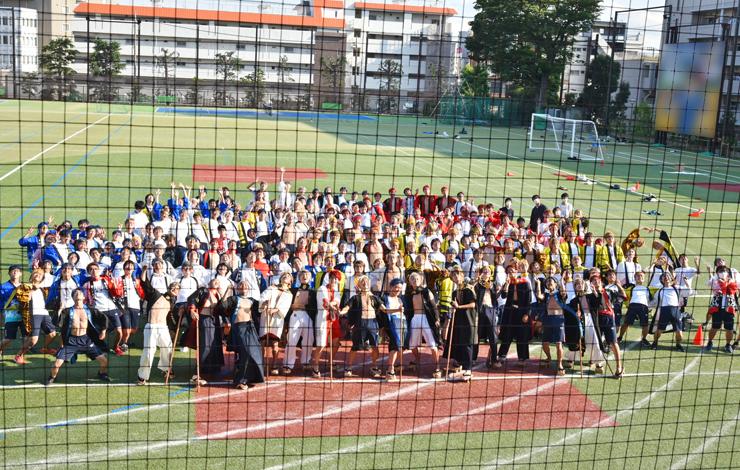 体育祭の様子13